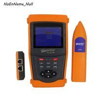 광섬유 장비 네트워크 테스터 SML-VLS 3.5in LCD 디스플레이 다기능 모니터링 CCTV 분석기 와이어 트레이서 중국어