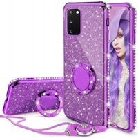 Diamond Case for Samsung Galaxy S20 Ultra S10 Note 10 Plus G...