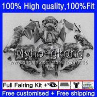 100% Fit For HONDA CBR600F5 CBR600 RR CBR600RR 05 48HM.236 CBR Camouflage 600RR CBR 600 CC RR 600CC F5 05 06 2005 2006 Injection Fairings
