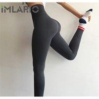 Imlario Dikişsiz Gym Fitness Tayt Sıkıştırma Yoga Pantolon Zayıflama Spor Taytları Eğitim Kadınlar için Tayt Eğitim Jogger Legging 201125