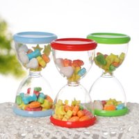 12pcs lot Round candy box plastic candy gift box1