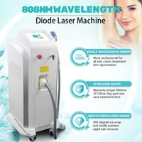 808nm diodo laser máquina de remoção de cabelo vertical 808 Único comprimento de onda 3500W mahine potência 800W manual do usuário do equipamento aprovado