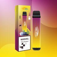 Оптовая цена Электронная сигарета одноразовые POD электронное устройство E-сигареты 1500 затяжки 950 мАч батарея 5 мл картриджей для картриджей Vape Pen Shenzhen ECIG завод