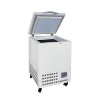 -86 ° C 58L Ультра низкотемпературная морозильная камера, глубокий холодильник холодильника с контроллером, 110 В / 220 В