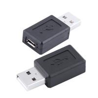 2020 Vbestlife USB 2.0 Erkek Mikro USB Kadın Adaptörü Dönüştürücü Veri Fiş