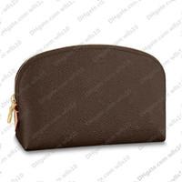 Sacs cosmétiques Cases Femmes Laver Sac Sac Fondes Porte-monnaie Porte-monnaie Sac de rangement Sac d'embrayage Taille: 17 * 12 * 6cm LB15