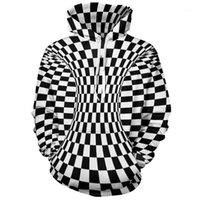 Gym Vêtements 3D Imprimer drôle Cool Twirlwirl Twirl Sweat-shirt Sweats à capuche à capuche à capuche unisexe HiPHop Fashion Streetwear Men and Women1