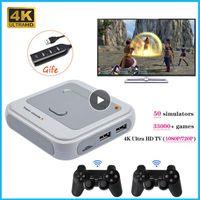 المحمولة الرجعية لعبة وحدة التحكم تلفزيون hdmi الإخراج 30000 + ألعاب البسيطة تلفزيون الفيديو ألعاب الألعاب ل ps1 / psp هدية عيد الميلاد للأطفال