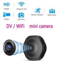 Volemer H6 DV / WIFI Micro Caméra Version Nuit Mini Action Caméra avec capteur de mouvement Caméscope Vidéo Vidéo Voice petit