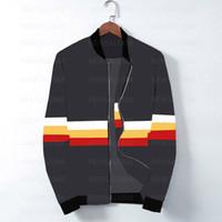 2020 새로운 패션 브랜드 재킷 남성 겨울 가을 슬림 맞는 망 디자이너 지퍼 자켓 의류 빨간 남자 캐주얼 재킷 슬림 플러스 M-3XL