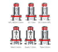 Amerykańscy Smok RPM Siatka 0,4OHM Cewka 25 W dla Smoktech Nord 2 RPM40 / RPM80 / RPM80 Pro / Fetch Mini Pro Kit 100% oryginalny