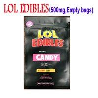 جديد لول odibles 500mg فارغة dank gummies ordibles أكياس التعبئة eattheweed رائحة برهان mylay حزمة أكياس runtz