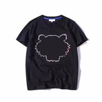 Herren T-Shirt Heiße Sommer Stil Muster Stickerei mit Buchstaben Tees Kurzarm Casual Hemden Unisex Tops Asiatische Größe S-XXL