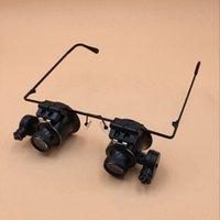 AII-Fernglas mit LED-Lampe X Brillenwerkzeug Reparaturverletzung