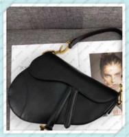 Handtasche Satteltasche Top Qualität Echtes Leder mit Schultergurt Luxurys Designer Taschen Frauen Crossbody Tasche Rindsleder Handtasche 21010603Q