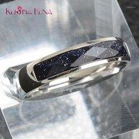 2020 Novo Anel de Parte Locomotiva de Pedra para Homens Mulheres Quadrado Zircão Anéis Cor de Ouro Aço Inoxidável Moda Anéis Masculinos Acessórios1