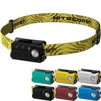 NUTCORE NU20 360LM / NU20CRI 270 LM oplaadbare CREE LED Outdoor Camping USB Oplaadbare Li-ION batterijkoplamp