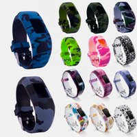 Силиконовый браслет Camouflage Breap для Garmin Vivofit JR2 Smart Band Band Bracte Braclet для Vivofit JR Activity Tracker