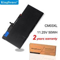 Kingsener 새로운 CM03XL 노트북 배터리 HP EliteBook 740 745 840 850 G1 G2 Zbook 14 HSTNN-DB4Q HSTNN-IB4R HSTNN-LB4R 716724-171