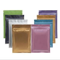 Seal up stoccaggio alimentare sacchetto di immagazzinamento in plastica odore a prova di serratura borse per imballaggio auto impermeabile Selfyled Sacchetti richiudibili Polychromatic Vendita calda 0 24YW F2