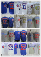 Mens #40 Willson Contreras jersey Embroidery #11 Yu Darvish ...