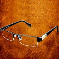 Alta Qualidade Homens Titânio Liga Óculos não esféricos 12 camada revestida lentes de leitura óculos + 1.0 +1,5 +2.0 +2,5 +3,0 + 3.5 + 4.0