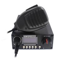 Walkie Talkie XIEGU G1M HF Alıcı-Verici SSB / CW 0.5-30 Mhz Moblie Radyo Ham QRP G-Core SDR Amatör