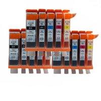 Cartucce d'inchiostro PGI-150 PGI-150XL CLI-151 PGI-150XL CLI-151 PGI150 PGI 150 per Pixma MG 6410 5410 7110 IP 7210 MX 721 Stampante a getto d'inchiostro111
