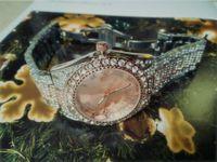 무료 배송 남성용 힙합 다이아몬드 시계 여성 힙합 망 석영 시계 스테인레스 스틸 밴드 비즈니스 손목 시계 남자 유니섹스 선물