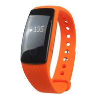 ID107 Smart Armband Uhr Fitness Tracker Herzfrequenzwächter Pedometer Smart Armbanduhr für iPhone Android ios Smart Phone Watch