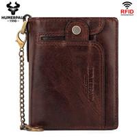 Klassischer Stil Männer Brieftasche RFID Qualität Kurze Männliche Geldbörse Kartenhalter Brieftaschen Große Kapazitätsgeldbeutel mit Münzbeutel Luxus Designer