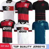 20 21 Flamengoj Gabriel Barbosa Soccer Jerseys De Arrascaeta Camicie da calcio Kit Kit Gerson B. Uniformi uniforme Camisa Feminina 2021 2022