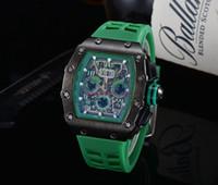 2021 A3 Top Quality Mens Watch Montre Homme Silicone Quartz Relógios Homem Moda À Prova D 'Água Esportes Luxo Homens Relógios Reloj Hombre Homens