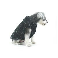 Evcil Hayvan Kadife Kalınlaşmak Ceketler Klasik Flora Desen Bichon Schnauzer Coat Lüks Yumuşak Dokunuş Bulldog Sıcak Yelekler
