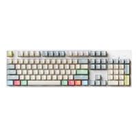 Lona cor PBT retroiluminado KeyCaps para Cherry Mx interruptor 87 104 108 teclas mecânicas Gaming Keyboard KeyCaps substituição DIY