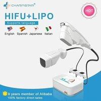 휴대용 Liposonix 체중 감량 슬리밍 기계 Hifu 얼굴 리프트 주름 제거 빠른 지방 제거 lipo hifu 아름다움 장비