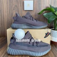 Top Kanye West Yecheil Yeezreel Réfiance Noir Noir Nuage de réflexion Blanc Citrin Lundmmark Antlia Synthe Belgua Zebra Bred Running Shoe
