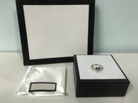 2021 Hot boutique 316L amor titânio aço prata rosa ouro anel de ouro anel de ouro para os amantes casal anel