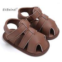 EBainel Summer Baby Shoes Sole Infant Boys Scarpe Neonato Boys First Walkers 0-18 Mesi1