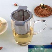 Örgü Çay Demlik Kullanımlık Çay Süzgeci Çift Kulak Paslanmaz Çelik Çaydanlık Gevşek Çay Yaprağı Baharat Ev Ofisi için Filtre Öğeleri