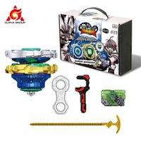 Gyro Infinity Nado-Crack-Serie Umwandeln von Fahrzeugen Split Riss Spinning Launcher Top Kinder Spielzeug Beyblade Spielzeug T200731
