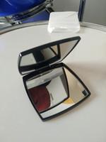 Moda Kompakt Aynalar Mini El Ayna Güzellik Makyaj Aracı Tuvalet Taşınabilir Katlanır Yüz Yüze 2-Yüz Ayna