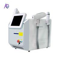 2020 المحمولة ipl الليزر إزالة الشعر ND YAG آلة إزالة الوشم بالليزر RF الوجه رفع Elight Opt SHR IPL 360 Magneto-Optical Beauty Machine
