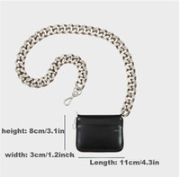 Mini Summer 2021 Trendy HBP Bike Chest Bag Card Thick Fashion Waist Bags Wallet Chains Pack Hot Ins Strap Clutch Chic Bag Pulan