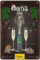 Bar Blechschilder, Zeichen Vintage Pub Wanddekor für Bar Pub Club Mann Cave Retro Metal Poster Eisenmalerei