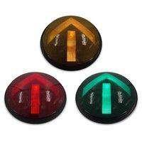 إشارة المرور وحدة السهم 12 بوصة في الأحمر العنبر الأخضر 185-250VAC