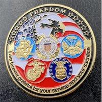 American Eagle Sea Army Marine Corps Collection Gedenkmünzen