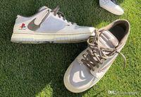 2020 Neueste Authentische PS5 Dunk Travis Scott PlayStation SB 5 Männer Outdoor-Schuhe Niedrige Skateboard Sportturnschuhe mit Box