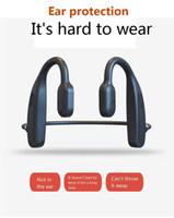 Bluetooth 5.0 s.wear Z8 سماعات لاسلكية توصيل العظام سماعة الرياضة في الهواء الطلق سماعة مع ميكروفون مع مربع لفون أندرويد الهاتف