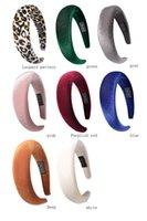 DHL Brandnew Designer Straberry Stirnband Frauen Marke Silk Stirnband beste Qualität Marke Erdbeere Design Haar-Bänder Kopf für Frauen Mädchen
